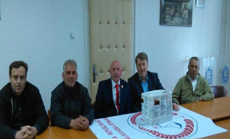 Republikanska stranka danas je predala listu Opštinskoj izbornoj komisiji za  lokalne izbore u Bujanovcu