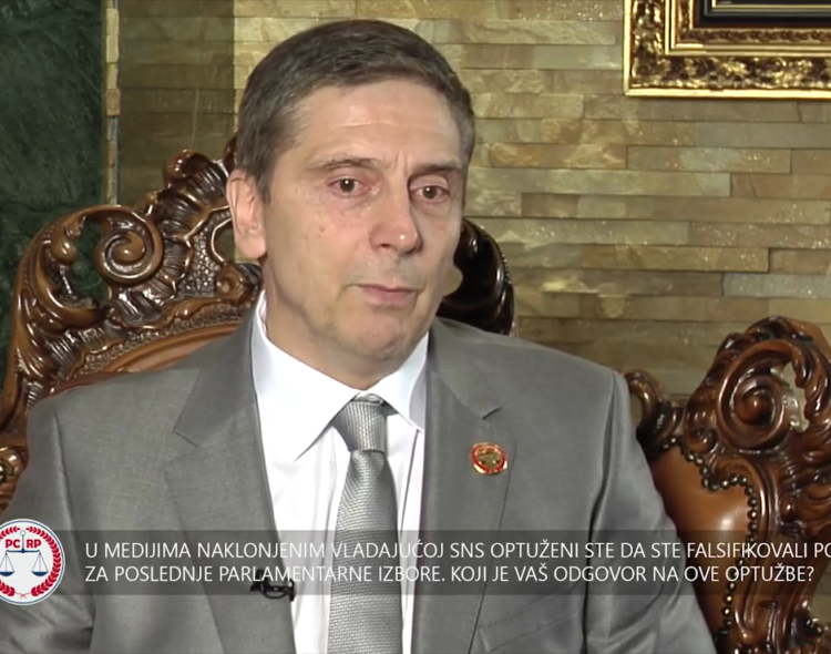 Odgovor Nikole Sandulovića na pitanje koga će podržati na izborima 2017.