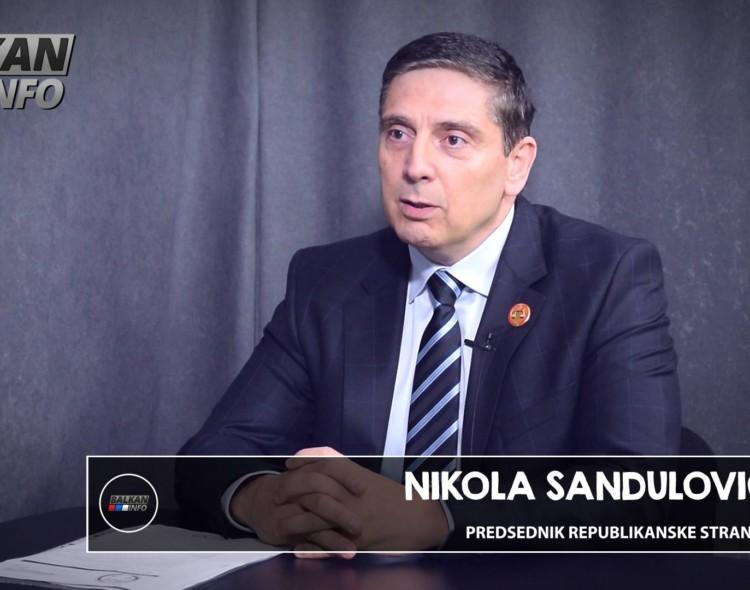 Nikola Sandulović - Opozicija mora da stane uz narod i da izađe na ulice! (21.08.2017)