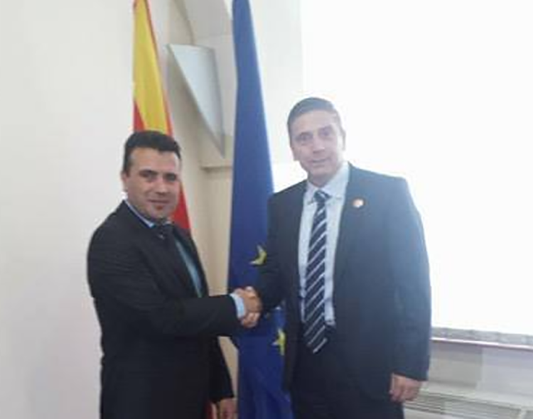 ZA STABILNU BUDUĆNOST REGIONA: Predsednik Republikanske stranke uputio čestitke novom premijeru Makedonije!