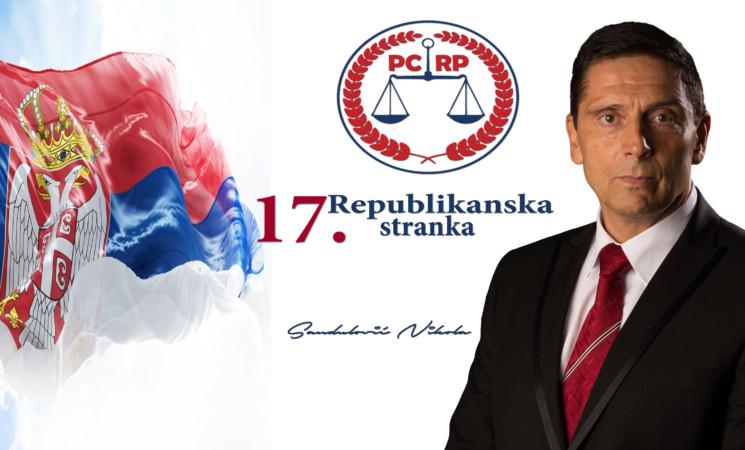 SANDULOVIĆ: Aleksandre Vučiću, izazivam te na duel!