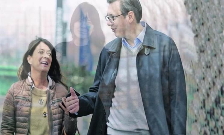 LUDILO: Vučićeva Suzi bi da kontroliše i društvene mreže!