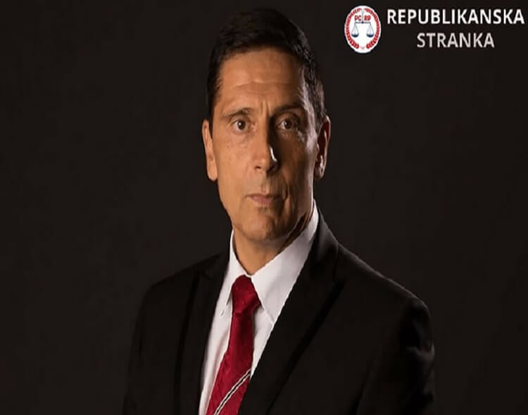 Predsednik Republikanske stranke Nikola Sandulović: Politika koju zastupam