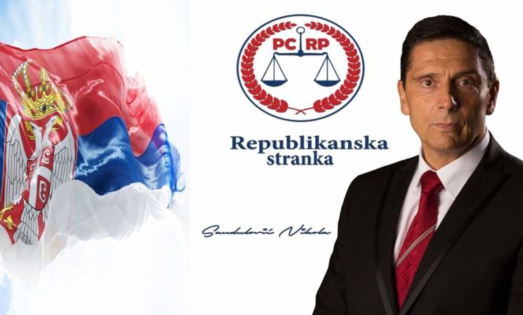Istina o političkom hapšenju i pokušaju ubistva Nikole Sandulovića